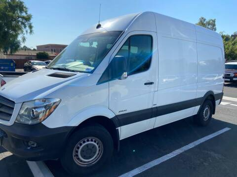 2016 Mercedes-Benz Sprinter Cargo for sale at Coast Auto Motors in Newport Beach CA