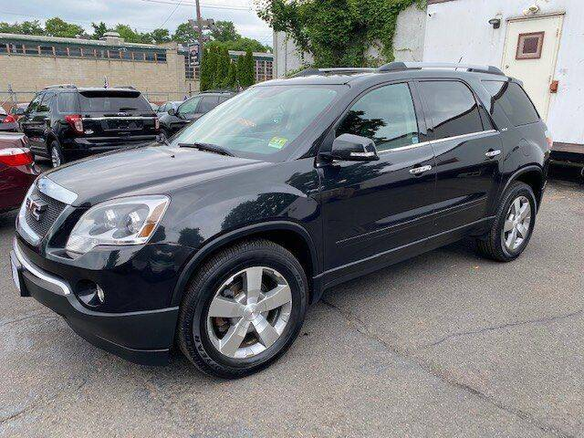 2012 GMC Acadia for sale at Exem United in Plainfield NJ