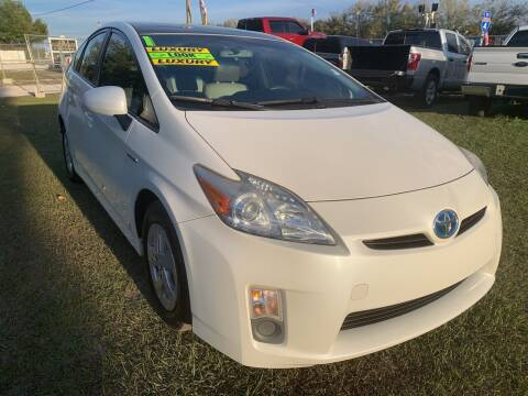 2011 Toyota Prius for sale at MISSION AUTOMOTIVE ENTERPRISES in Plant City FL
