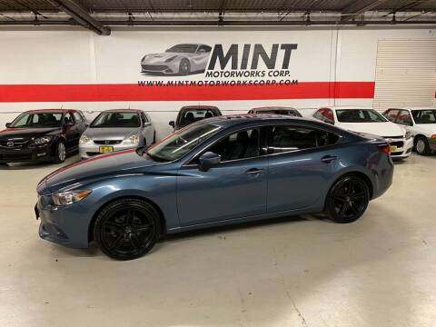 2014 Mazda MAZDA6 for sale at MINT MOTORWORKS in Addison IL