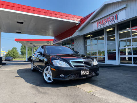 2007 Mercedes-Benz S-Class for sale at Furrst Class Cars LLC  - Independence Blvd. in Charlotte NC