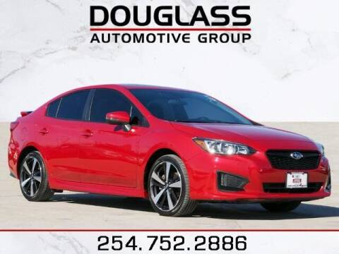 2019 Subaru Impreza for sale at Douglass Automotive Group - Douglas Subaru in Waco TX