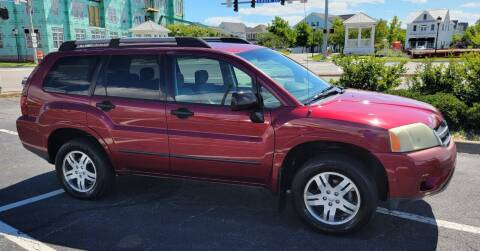 2006 Mitsubishi Endeavor for sale at Drive Now Auto Sales in Norfolk VA