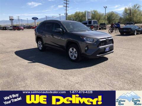 2020 Toyota RAV4 for sale at QUALITY MOTORS in Salmon ID