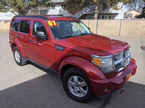 2007 Dodge Nitro for sale at Progressive Auto Sales in Twin Falls ID