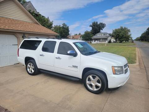 2011 Chevrolet Suburban for sale at Eastern Motors in Altus OK