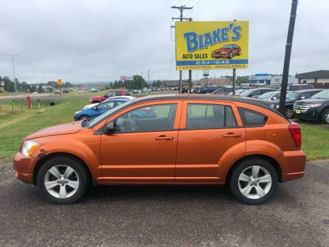 2011 Dodge Caliber for sale at Blake's Auto Sales in Rice Lake WI