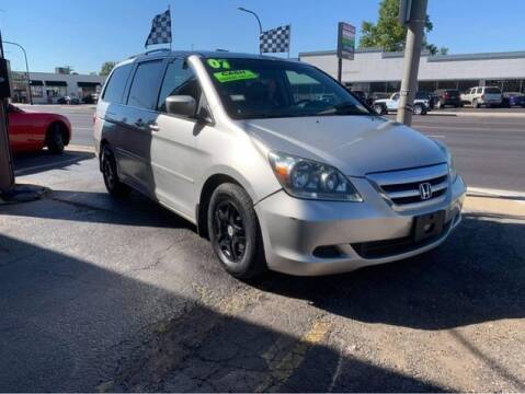 2007 Honda Odyssey for sale at JBA Auto Sales Inc in Stone Park IL