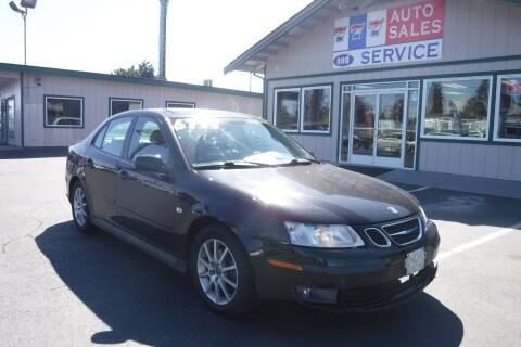2003 Saab 9-3 for sale at 777 Auto Sales and Service in Tacoma WA