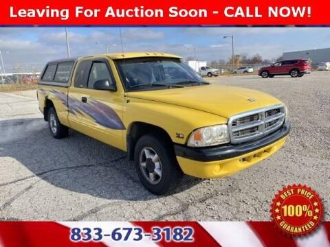 1999 Dodge Dakota for sale at Glenbrook Dodge Chrysler Jeep Ram and Fiat in Fort Wayne IN