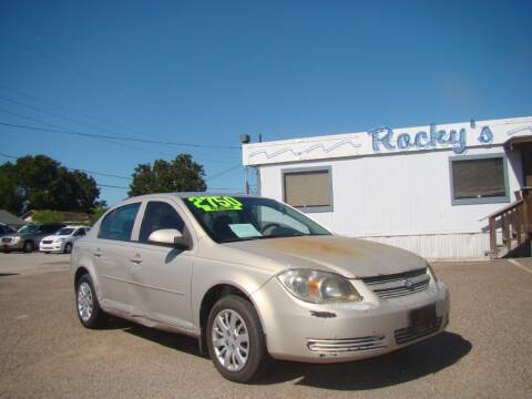 2009 Chevrolet Cobalt for sale at Rocky's Auto Sales in Corpus Christi TX
