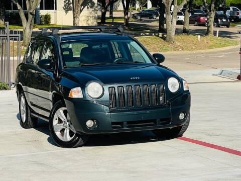 2007 Jeep Compass for sale at Texas Drive Auto in Dallas TX