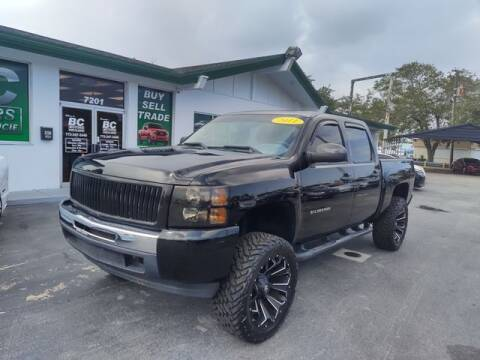 2011 Chevrolet Silverado 1500 for sale at BC Motors PSL in West Palm Beach FL