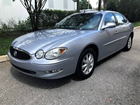 2005 Buick LaCrosse for sale at DENMARK AUTO BROKERS in Riviera Beach FL