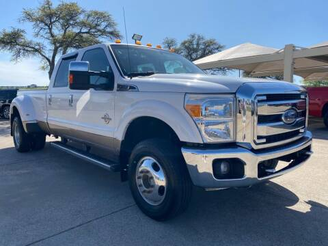 2011 Ford F-350 Super Duty for sale at Thornhill Motor Company in Hudson Oaks, TX