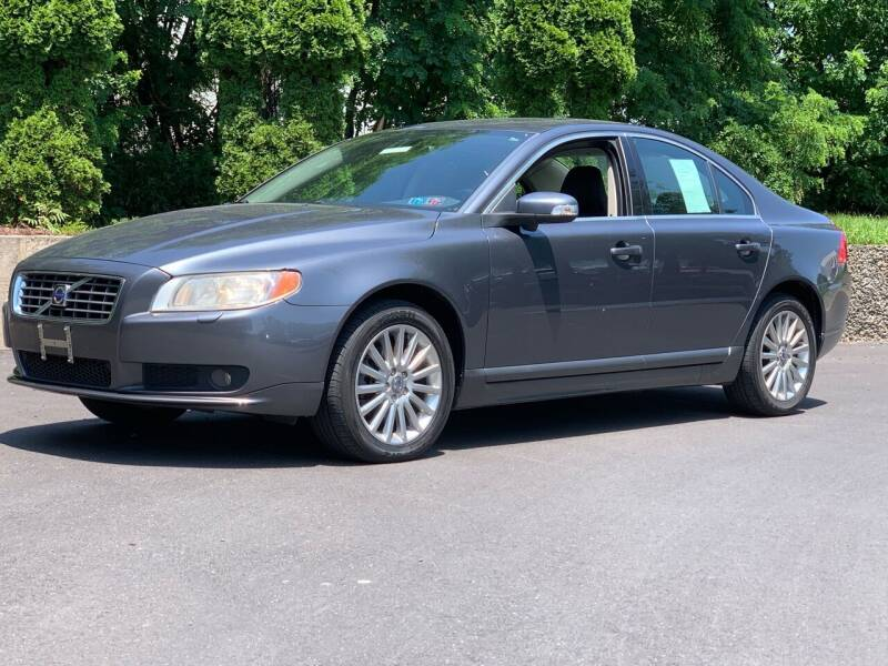2008 Volvo S80 for sale at PA Direct Auto Sales in Levittown PA