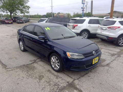 2014 Volkswagen Jetta for sale at Regency Motors Inc in Davenport IA