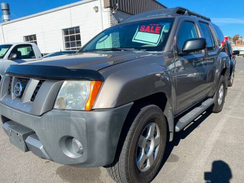2008 Nissan Xterra for sale at Story Brothers Auto in New Britain CT