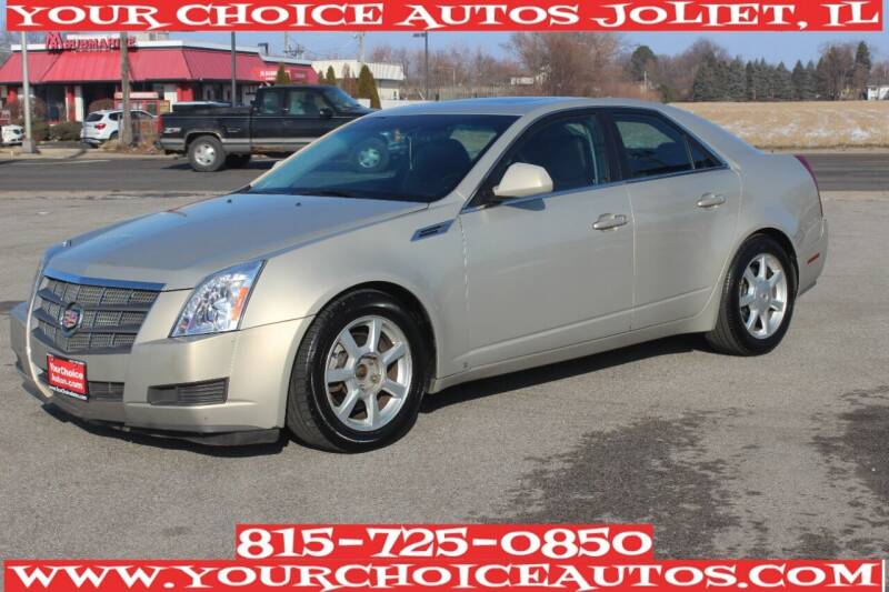 2009 Cadillac CTS for sale at Your Choice Autos - Joliet in Joliet IL