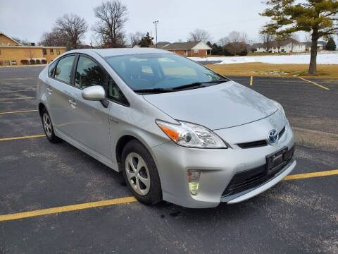 2015 Toyota Prius for sale at Tremont Car Connection in Tremont IL