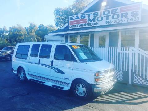 1996 Chevrolet Express Passenger for sale at EASTSIDE MOTORS in Tulsa OK