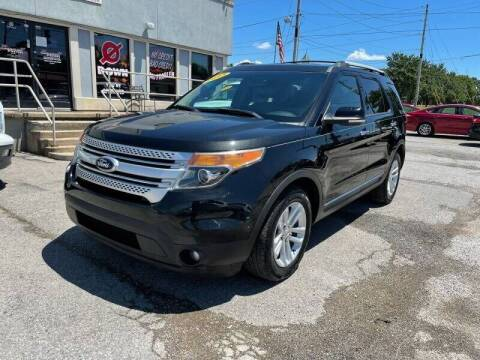 2013 Ford Explorer for sale at Bagwell Motors in Lowell AR