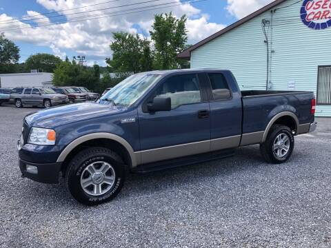 2005 Ford F-150 for sale at Superior Auto Sales in Duncansville PA