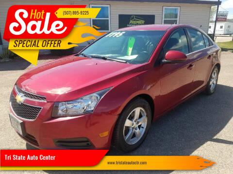 2014 Chevrolet Cruze for sale at Tri State Auto Center in La Crescent MN
