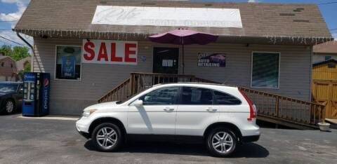 2011 Honda CR-V for sale at Ritz Auto Sales, LLC in Paintsville KY
