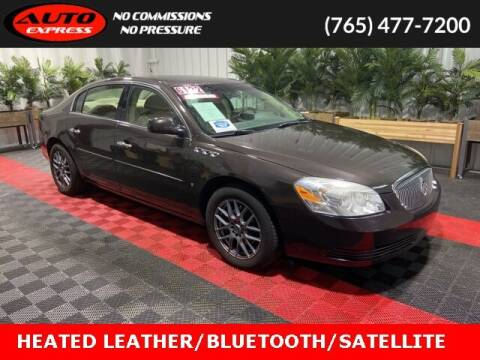 2007 Buick Lucerne for sale at Auto Express in Lafayette IN