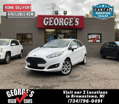 2019 Ford Fiesta for sale at George's Used Cars - Telegraph in Brownstown MI