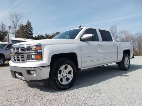 2015 Chevrolet Silverado 1500 for sale at Carolina Auto Sales in Trinity NC