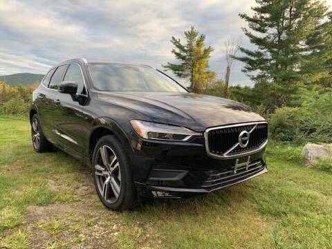2021 Volvo XC60 for sale at Route 102 Auto Sales  and Service in Lee MA