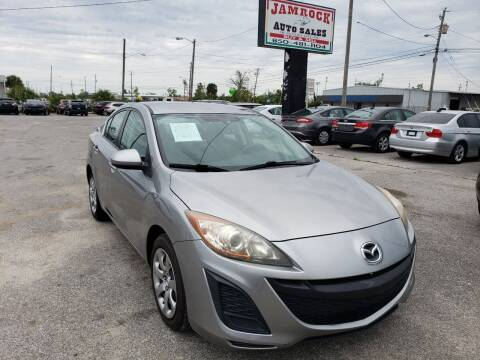 2011 Mazda MAZDA3 for sale at Jamrock Auto Sales of Panama City in Panama City FL