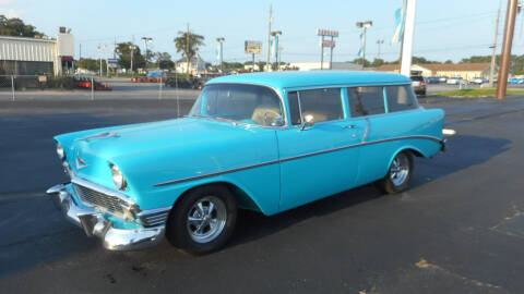 1956 Chevrolet 210 for sale at Classic Connections in Greenville NC