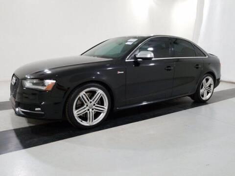 2015 Audi S4 for sale at DeluxeNJ.com in Linden NJ