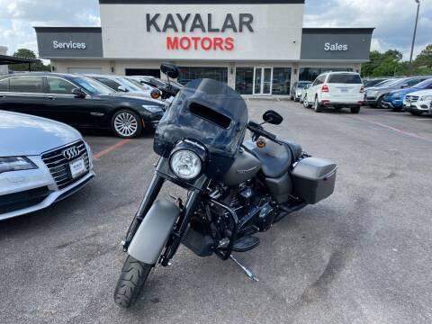2018 Harley-Davidson FLHRXS for sale at KAYALAR MOTORS in Houston TX