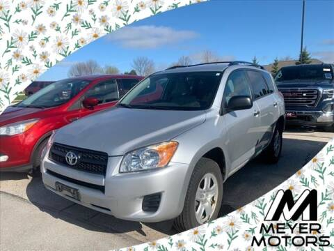 2012 Toyota RAV4 for sale at Meyer Motors in Plymouth WI