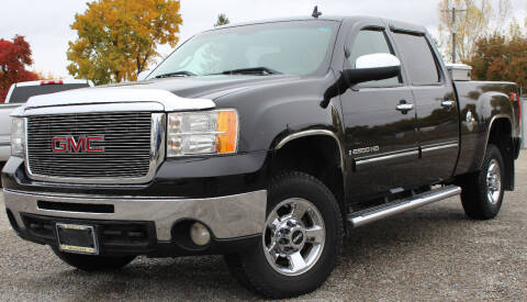 2007 GMC Sierra 2500HD for sale at J.K. Thomas Motor Cars in Spokane Valley WA