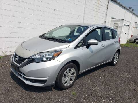 2017 Nissan Versa Note for sale at CRS 1 LLC in Lakewood NJ