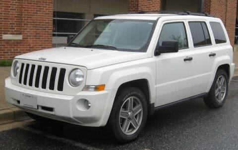 2007 Jeep Patriot for sale at Cj king of car loans/JJ's Best Auto Sales in Troy MI