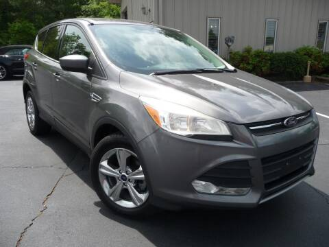 2014 Ford Escape for sale at Wade Hampton Auto Mart in Greer SC