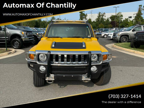 2006 HUMMER H3 for sale at Automax of Chantilly in Chantilly VA