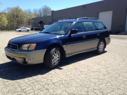2004 Subaru Outback for sale at Auto King Picture Cars in Pound Ridge NY