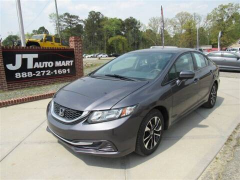 2014 Honda Civic for sale at J T Auto Group in Sanford NC