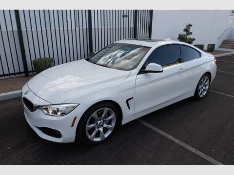 2014 BMW 4 Series for sale at REVEURO in Las Vegas NV