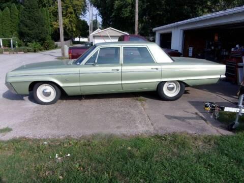 1966 Dodge Polara for sale at Classic Car Deals in Cadillac MI