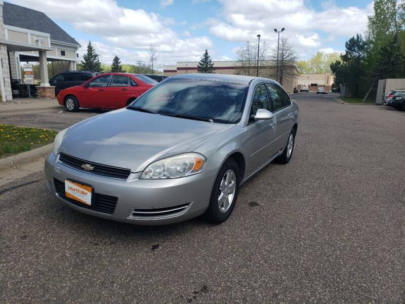 2007 Chevrolet Impala for sale at Fleet Automotive LLC in Maplewood MN