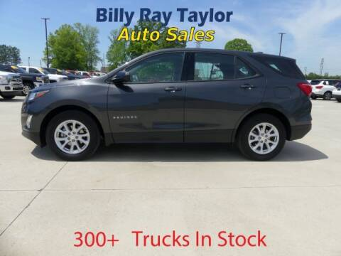 2019 Chevrolet Equinox for sale at Billy Ray Taylor Auto Sales in Cullman AL