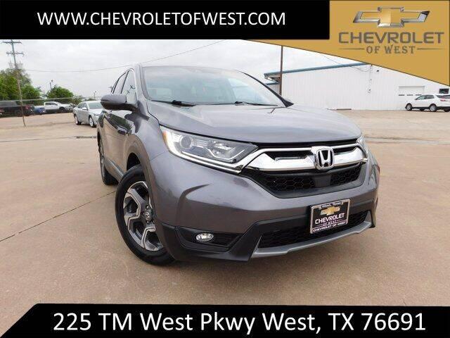 2018 Honda CR-V for sale in West, TX